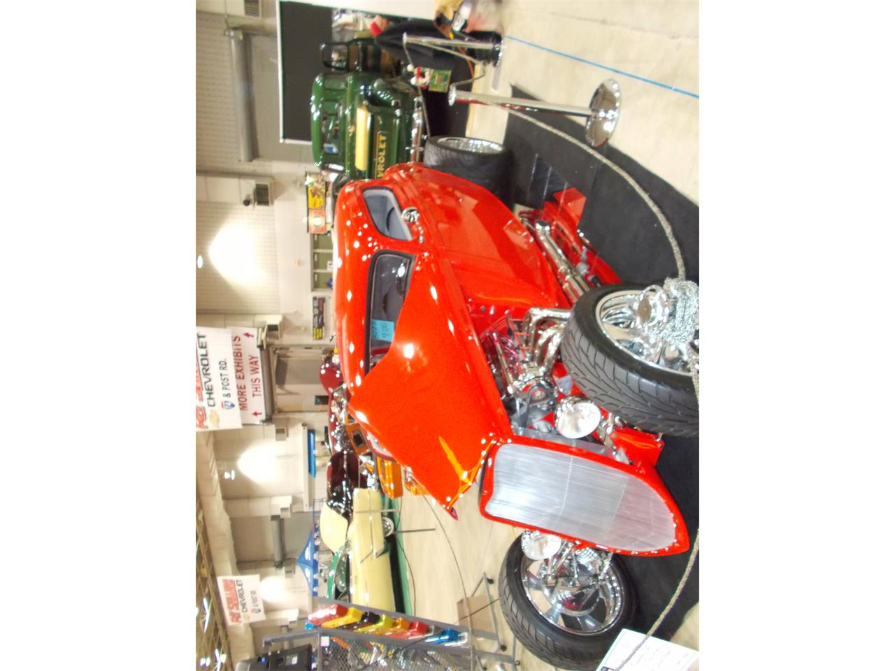 Large Picture of 1933 Coupe located in Danville Illinois - $90,000.00 Offered by a Private Seller - ECM7