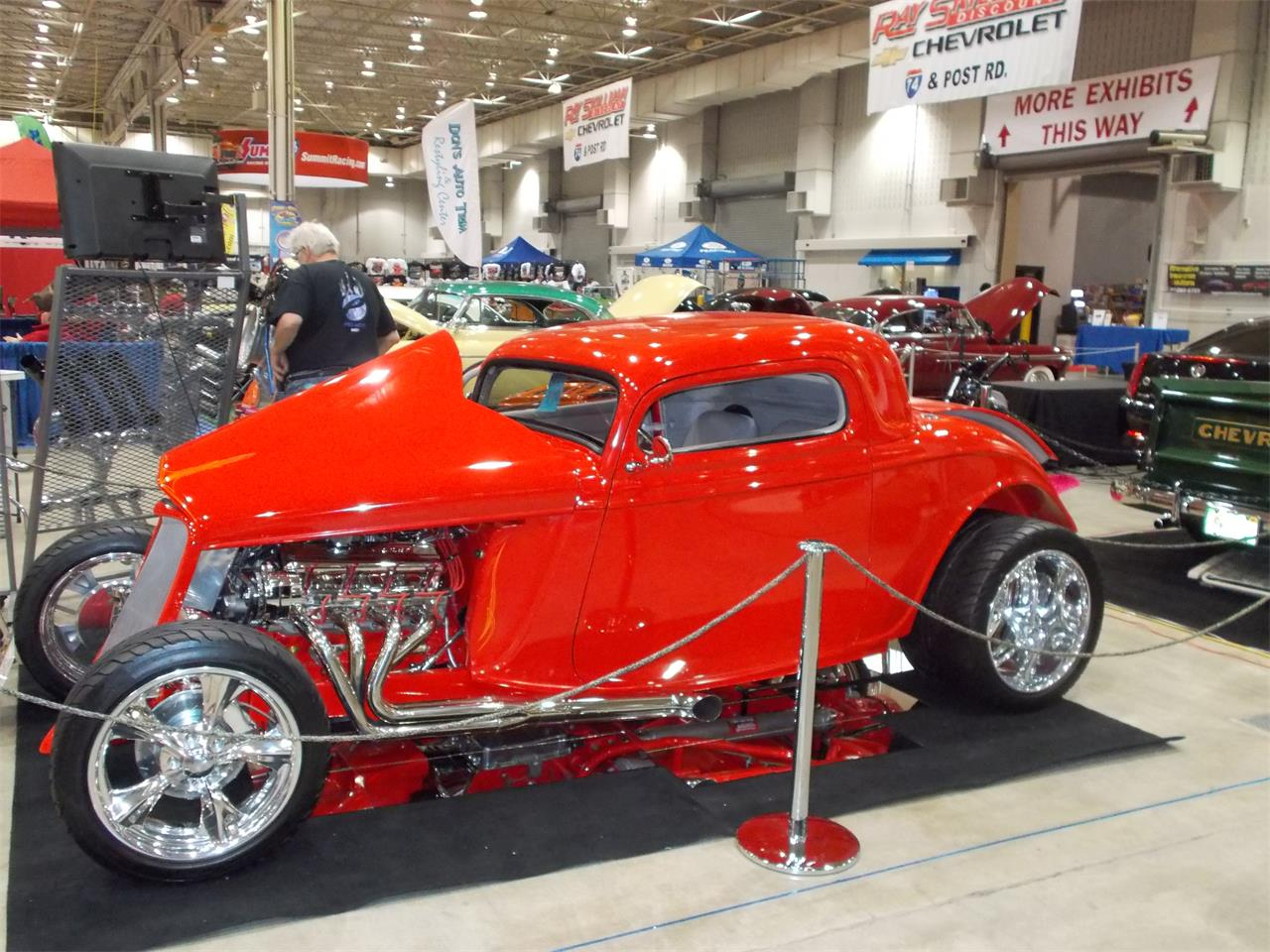 Large Picture of '33 Ford Coupe Offered by a Private Seller - ECM7