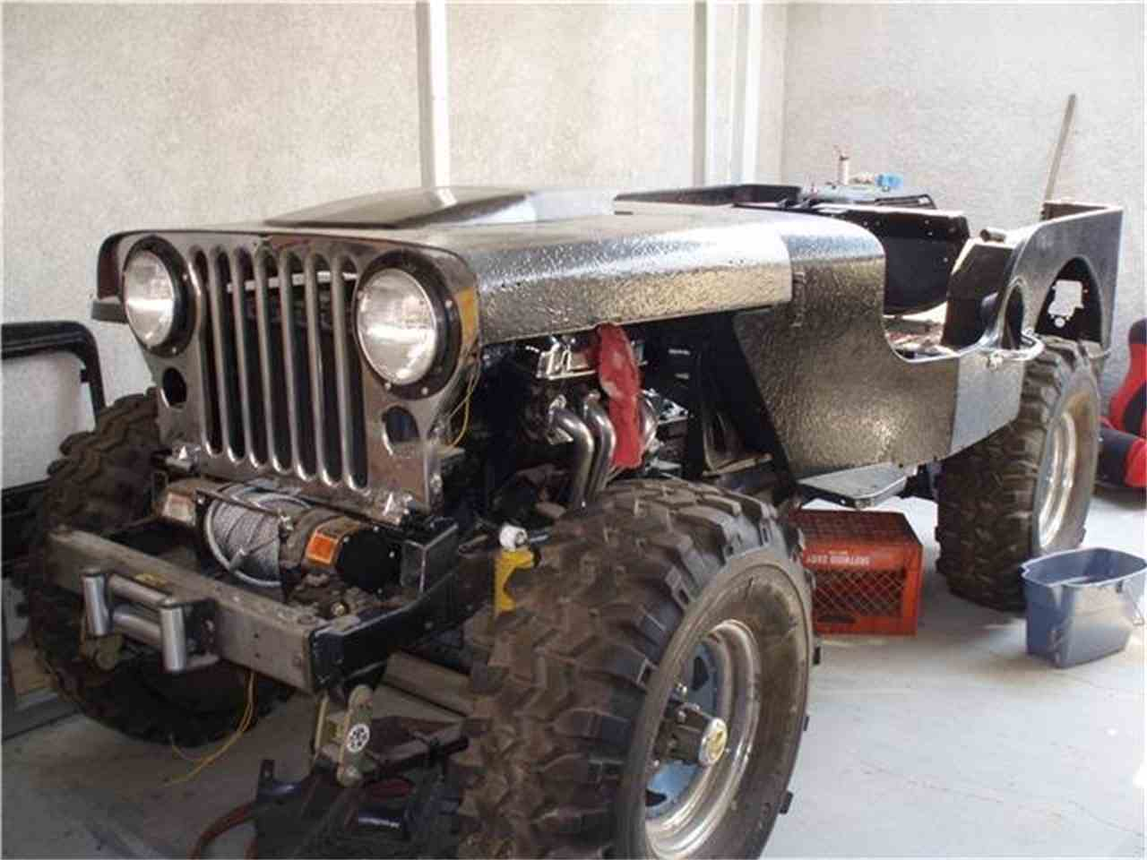 1951 Willys Jeep M38 for Sale | ClicCars.com | CC-669627