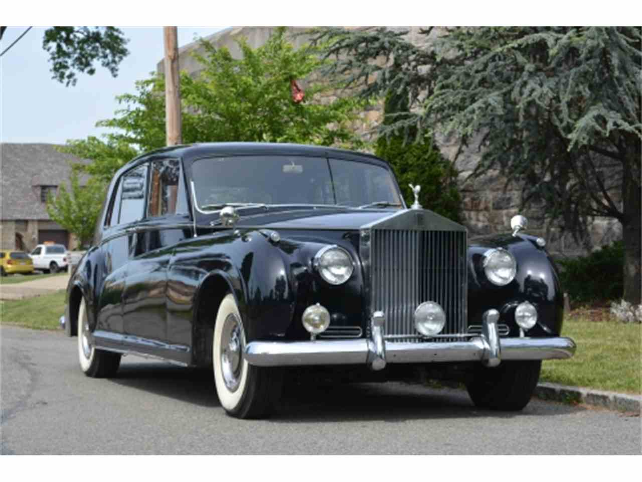 1961 Rolls-Royce Phantom for Sale | ClassicCars.com | CC ...