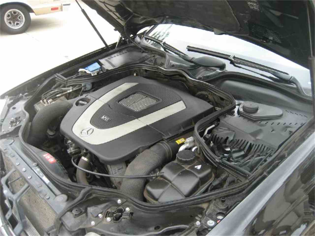 Large Picture of '09 E-Class - ECQ6