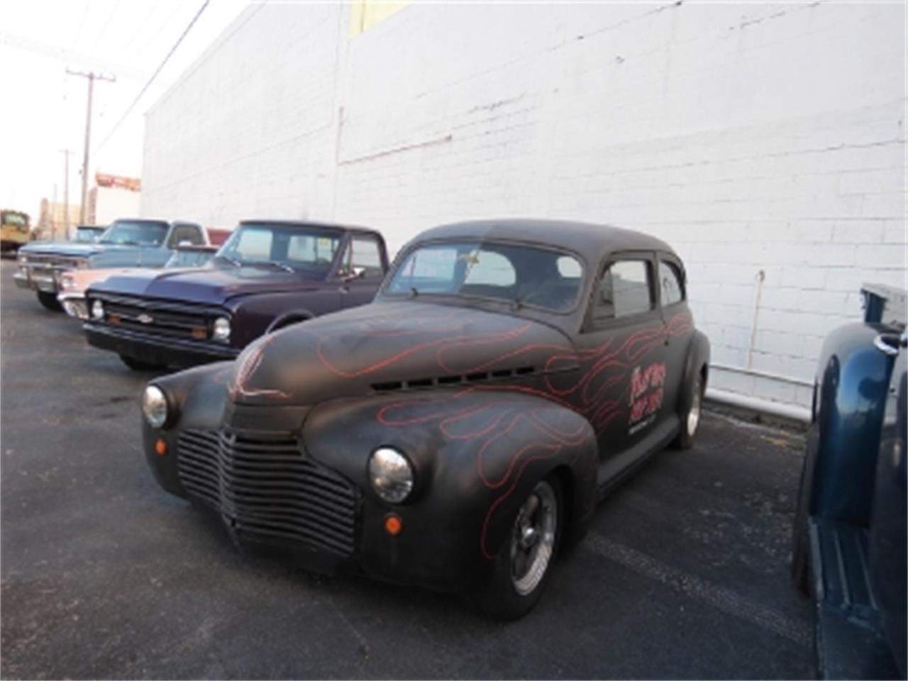 Large Picture of Classic 1941 Chevrolet Custom - $12,500.00 Offered by Sobe Classics - ECR6