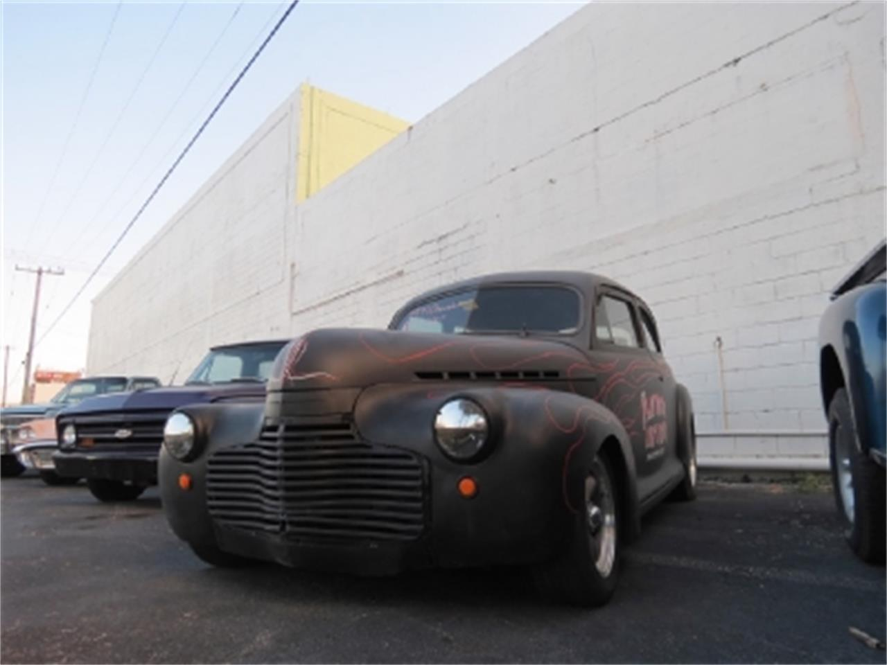 Large Picture of Classic '41 Chevrolet Custom - $12,500.00 Offered by Sobe Classics - ECR6