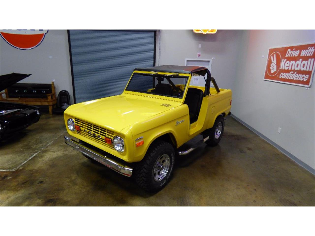 Large Picture of 1977 Ford Bronco Offered by Cruisers Specialty Autos - E5C3