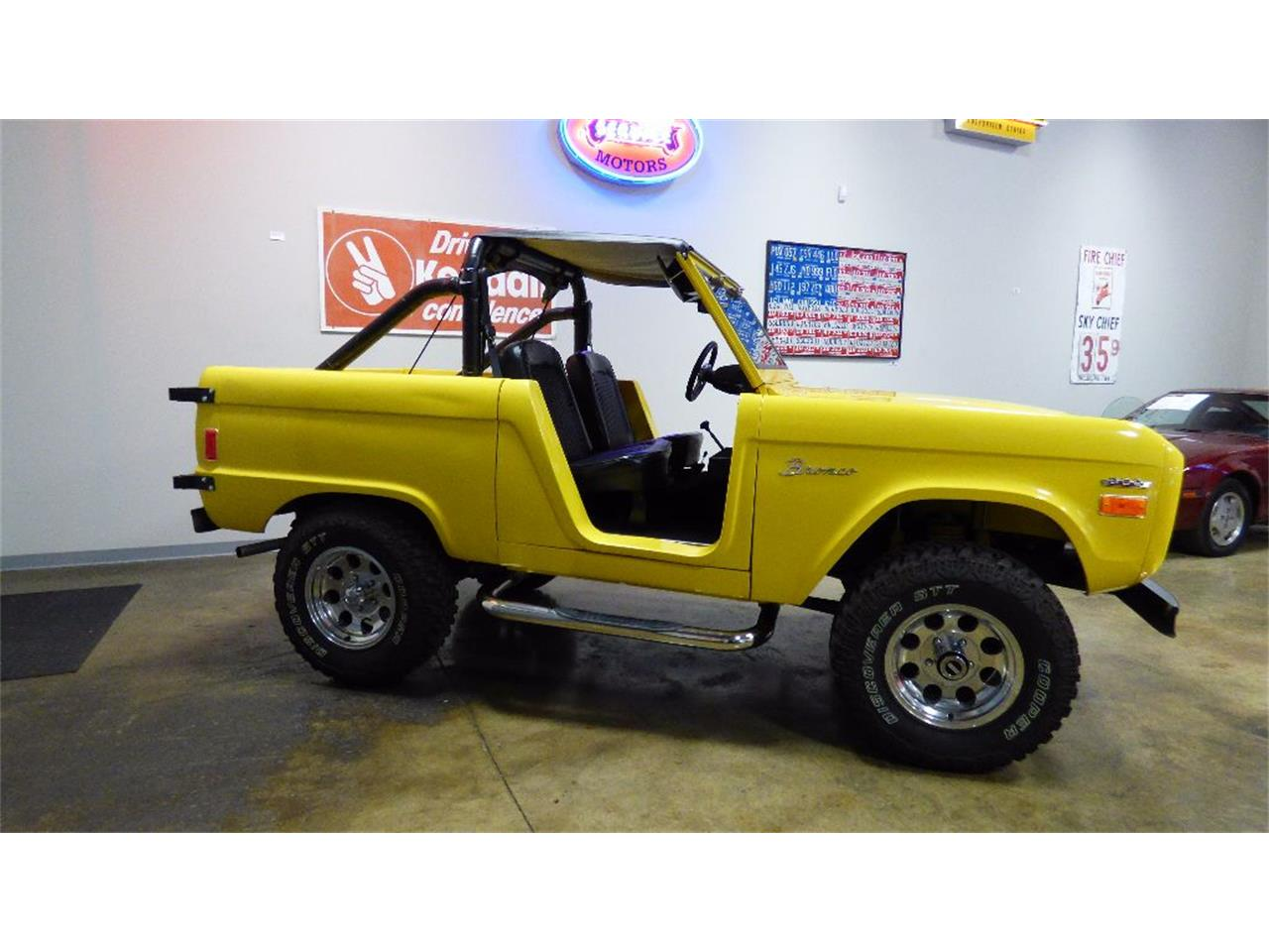 Large Picture of 1977 Bronco located in Georgia Offered by Cruisers Specialty Autos - E5C3