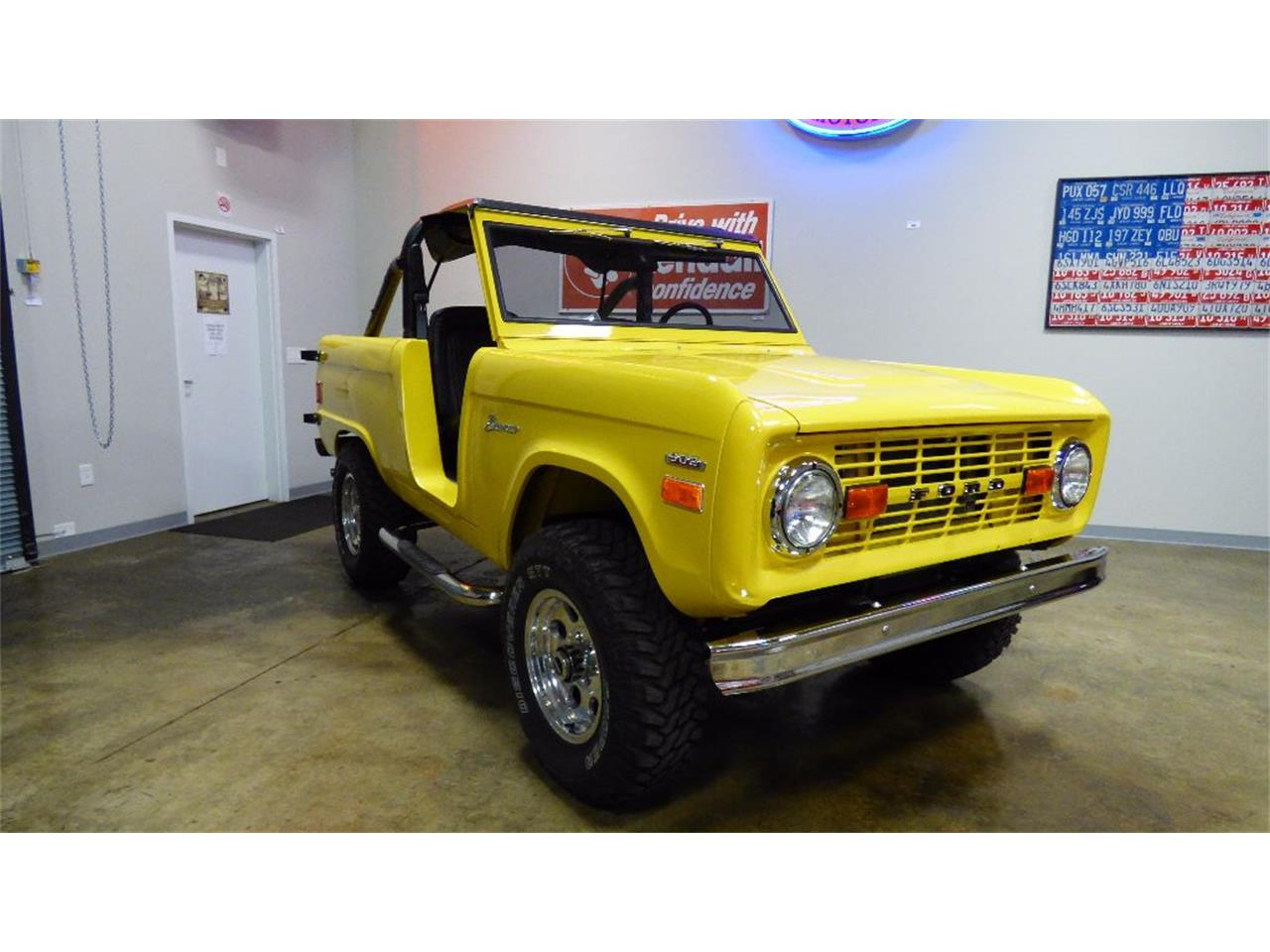Large Picture of 1977 Ford Bronco located in Georgia Offered by Cruisers Specialty Autos - E5C3