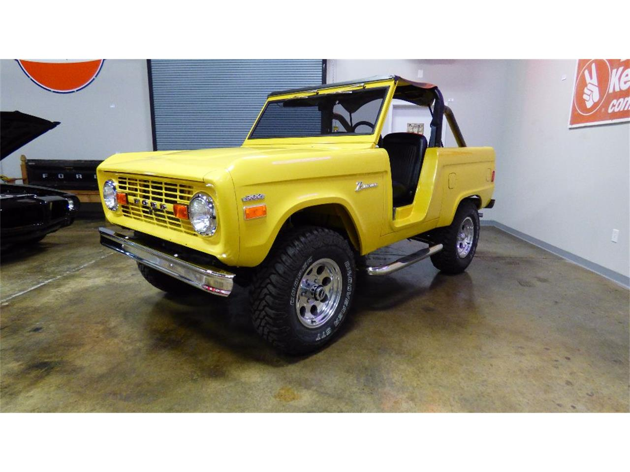 Large Picture of '77 Bronco Offered by Cruisers Specialty Autos - E5C3