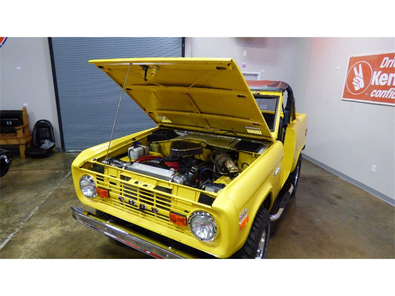 Large Picture of '77 Bronco located in Georgia - $33,995.00 Offered by Cruisers Specialty Autos - E5C3