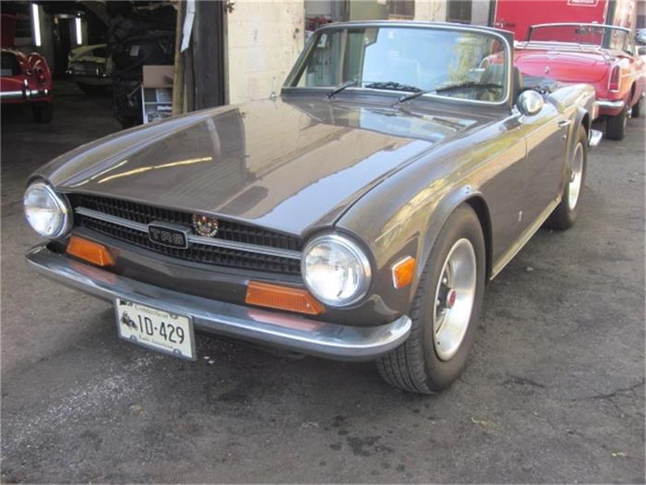 Large Picture of 1972 Triumph TR6 located in Stratford Connecticut - EE2O