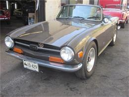 Picture of Classic 1972 Triumph TR6 located in Stratford Connecticut - $14,900.00 - EE2O