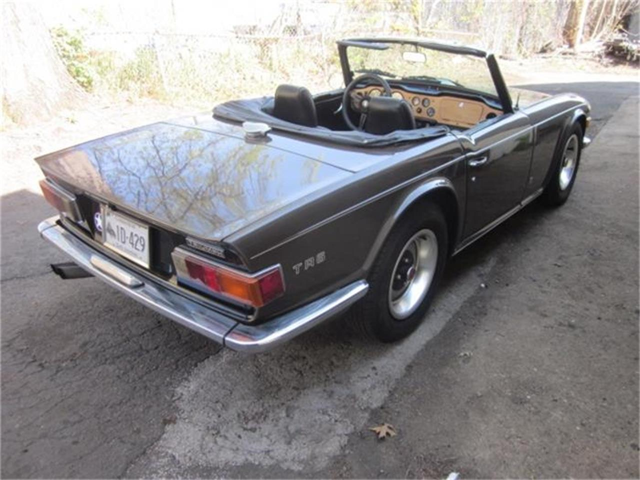 Large Picture of Classic 1972 TR6 located in Stratford Connecticut - $14,900.00 Offered by The New England Classic Car Co. - EE2O
