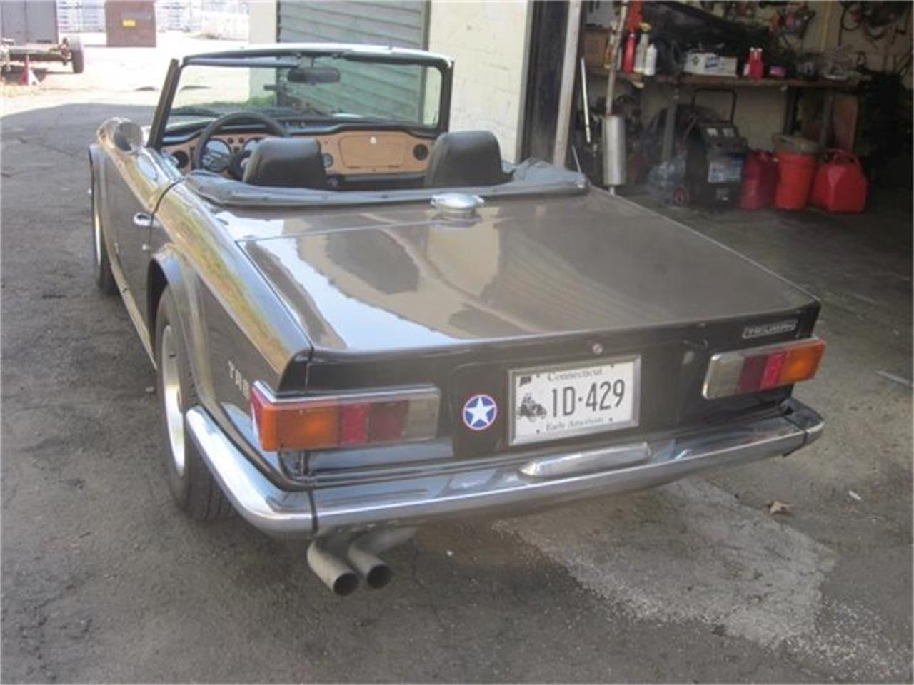 Large Picture of Classic 1972 TR6 located in Connecticut - $14,900.00 - EE2O