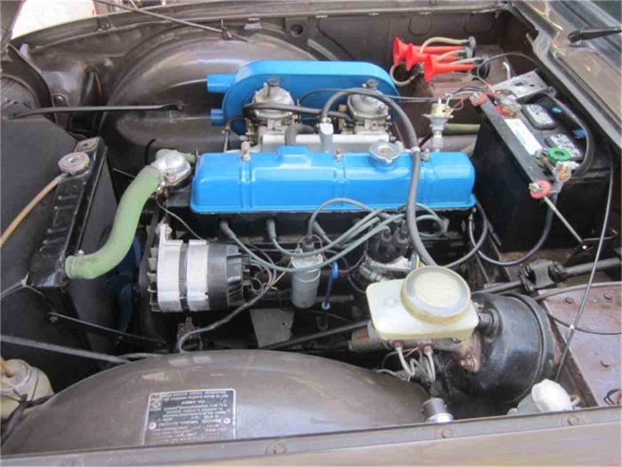 Large Picture of '72 TR6 - EE2O