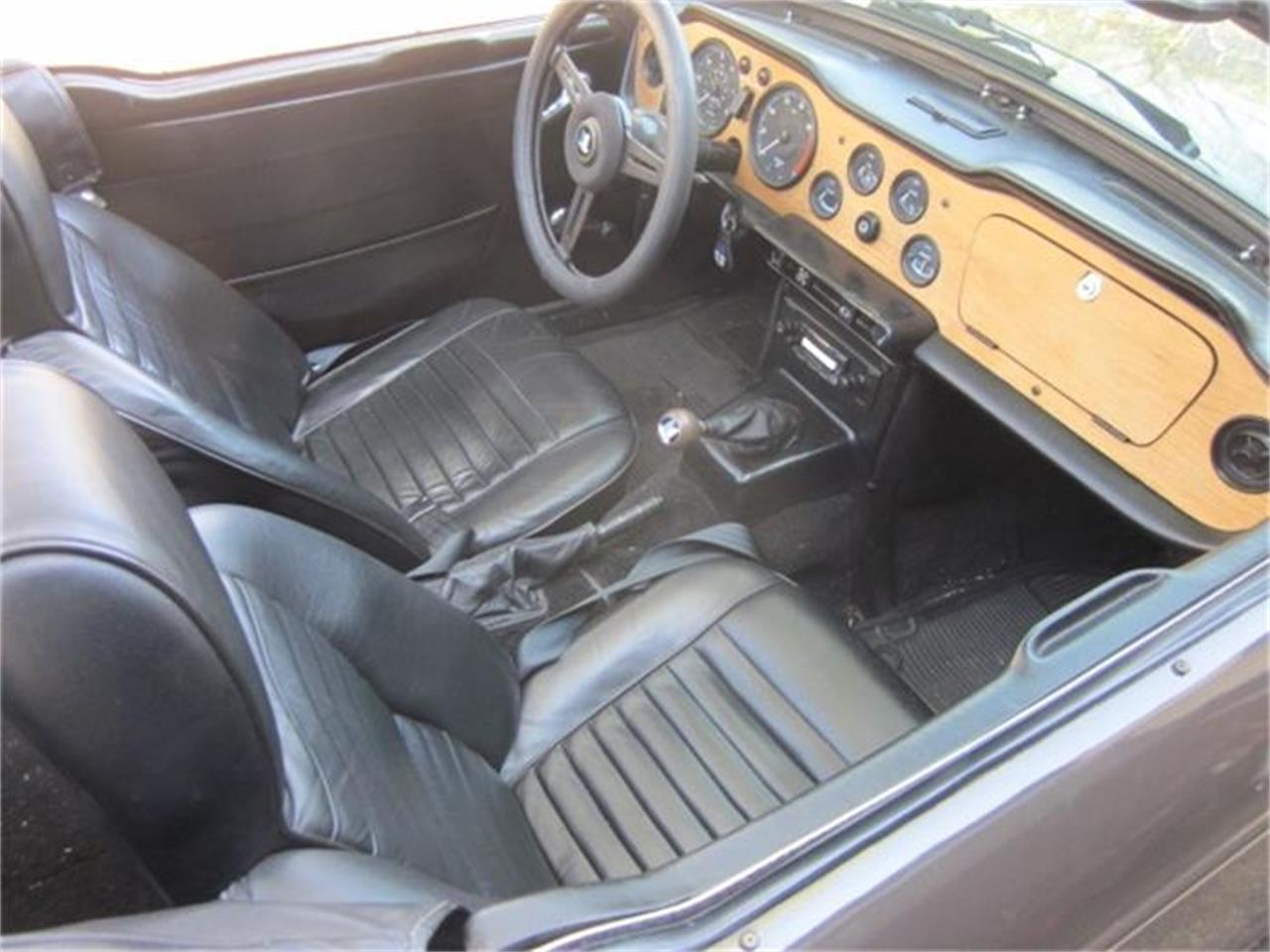 Large Picture of Classic '72 TR6 - $14,900.00 Offered by The New England Classic Car Co. - EE2O