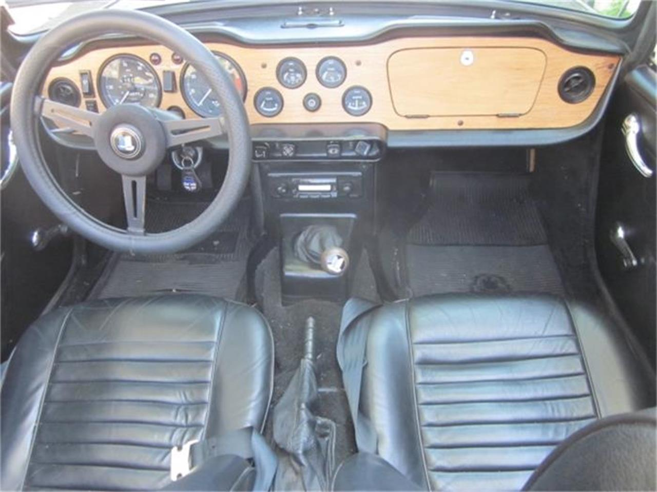 Large Picture of '72 TR6 - $14,900.00 Offered by The New England Classic Car Co. - EE2O