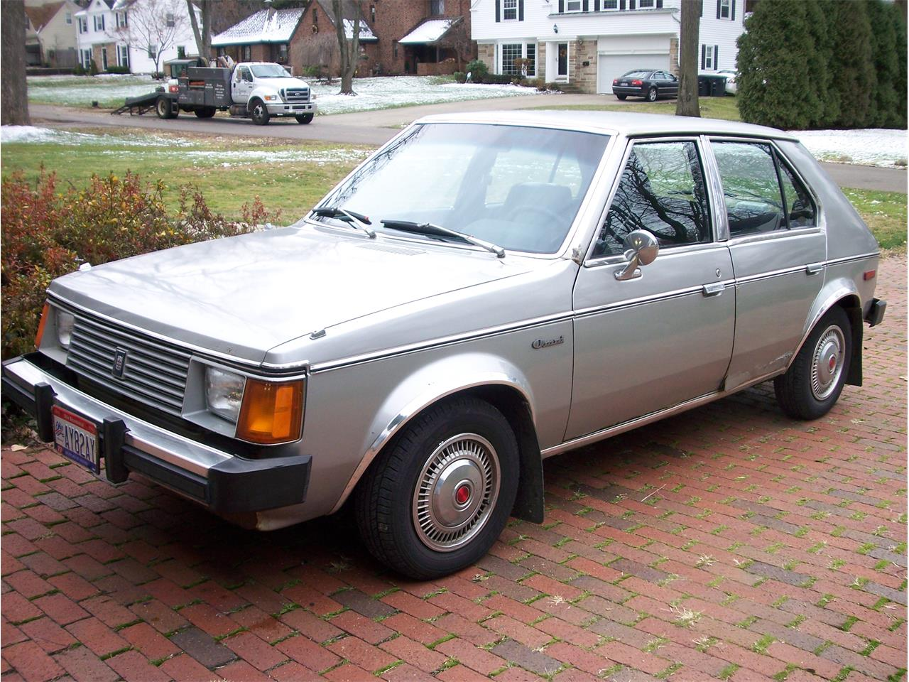 Large Picture of '79 Dodge Omni - $1,400.00 - EEQJ