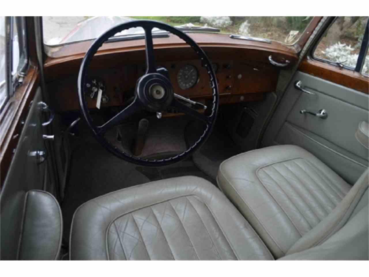 Large Picture of Classic 1953 Rolls-Royce Silver Dawn - $56,500.00 - EFLE
