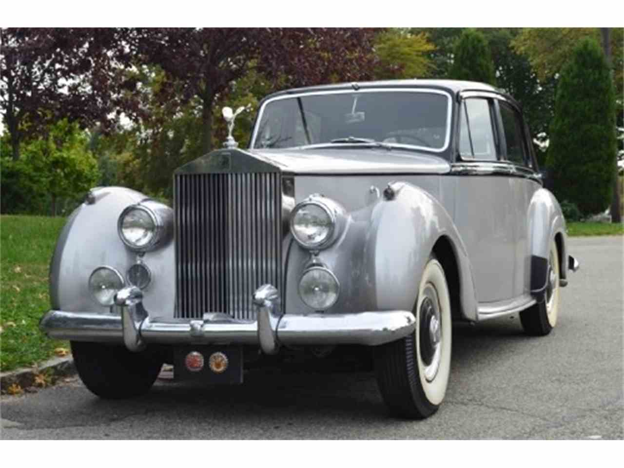 Large Picture of 1953 Rolls-Royce Silver Dawn - $56,500.00 Offered by Gullwing Motor Cars - EFLE