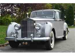 Picture of 1953 Rolls-Royce Silver Dawn located in Astoria New York - $56,500.00 Offered by Gullwing Motor Cars - EFLE