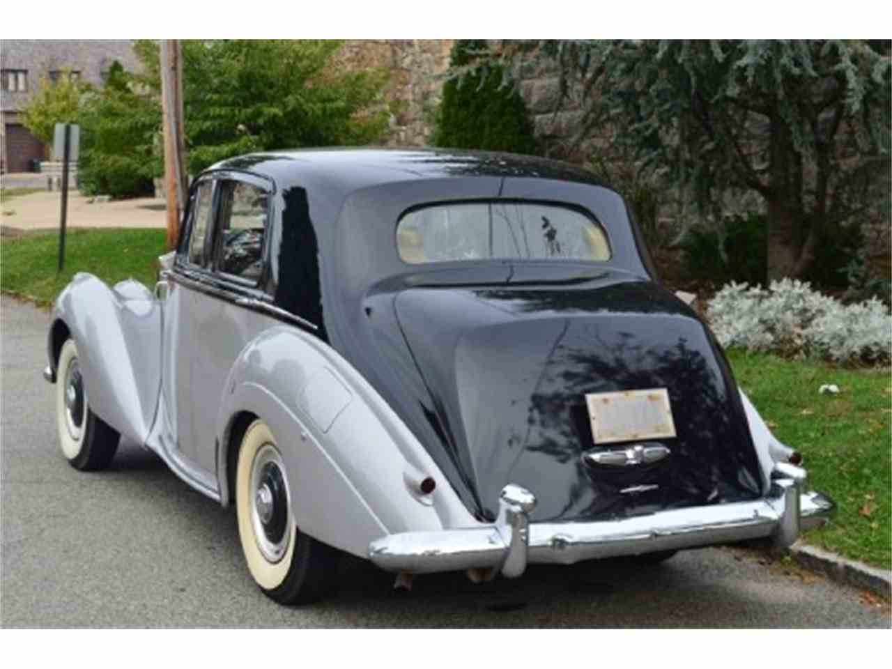 Large Picture of 1953 Silver Dawn - $56,500.00 Offered by Gullwing Motor Cars - EFLE