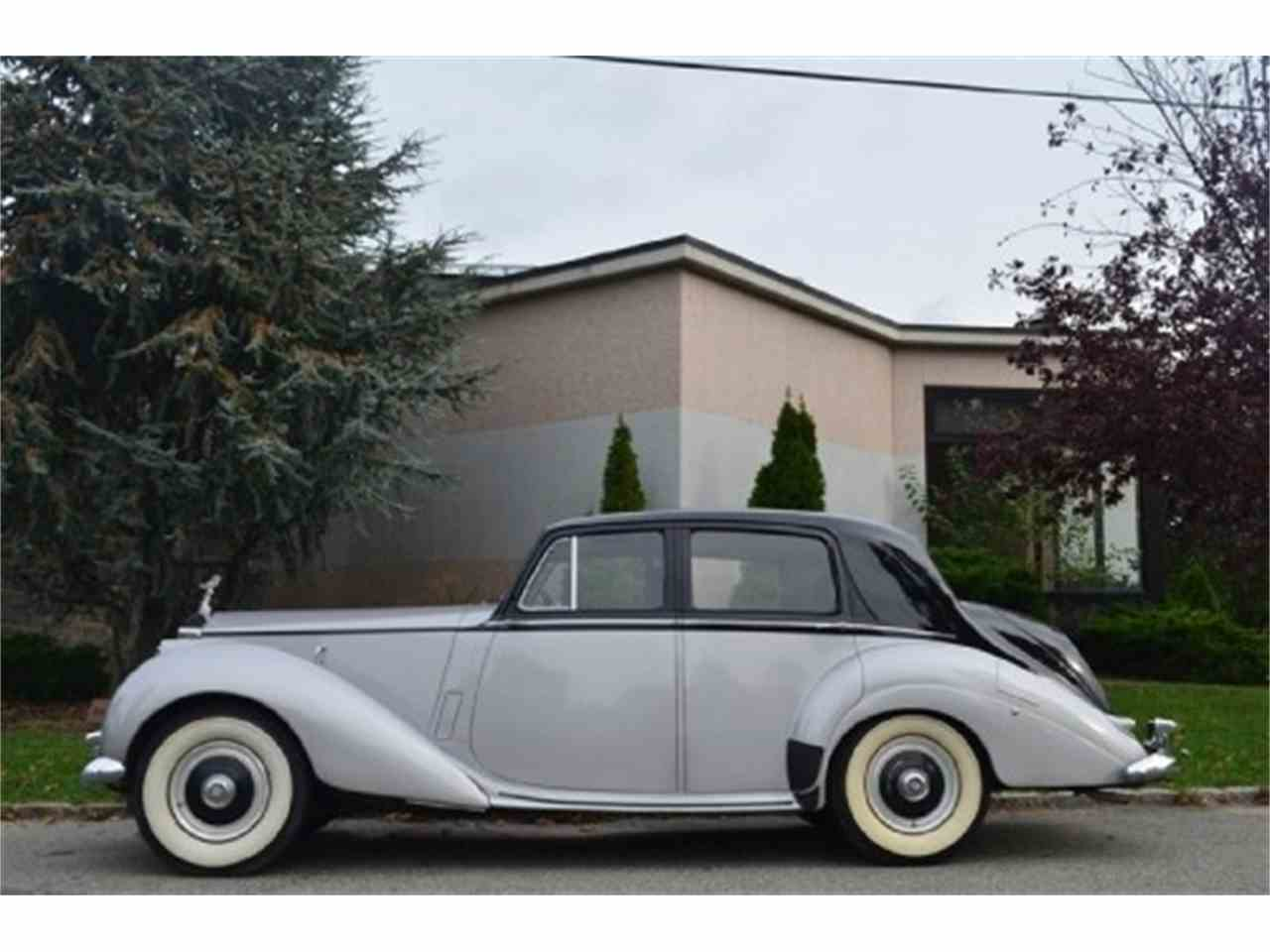 Large Picture of Classic 1953 Silver Dawn located in New York - $56,500.00 - EFLE