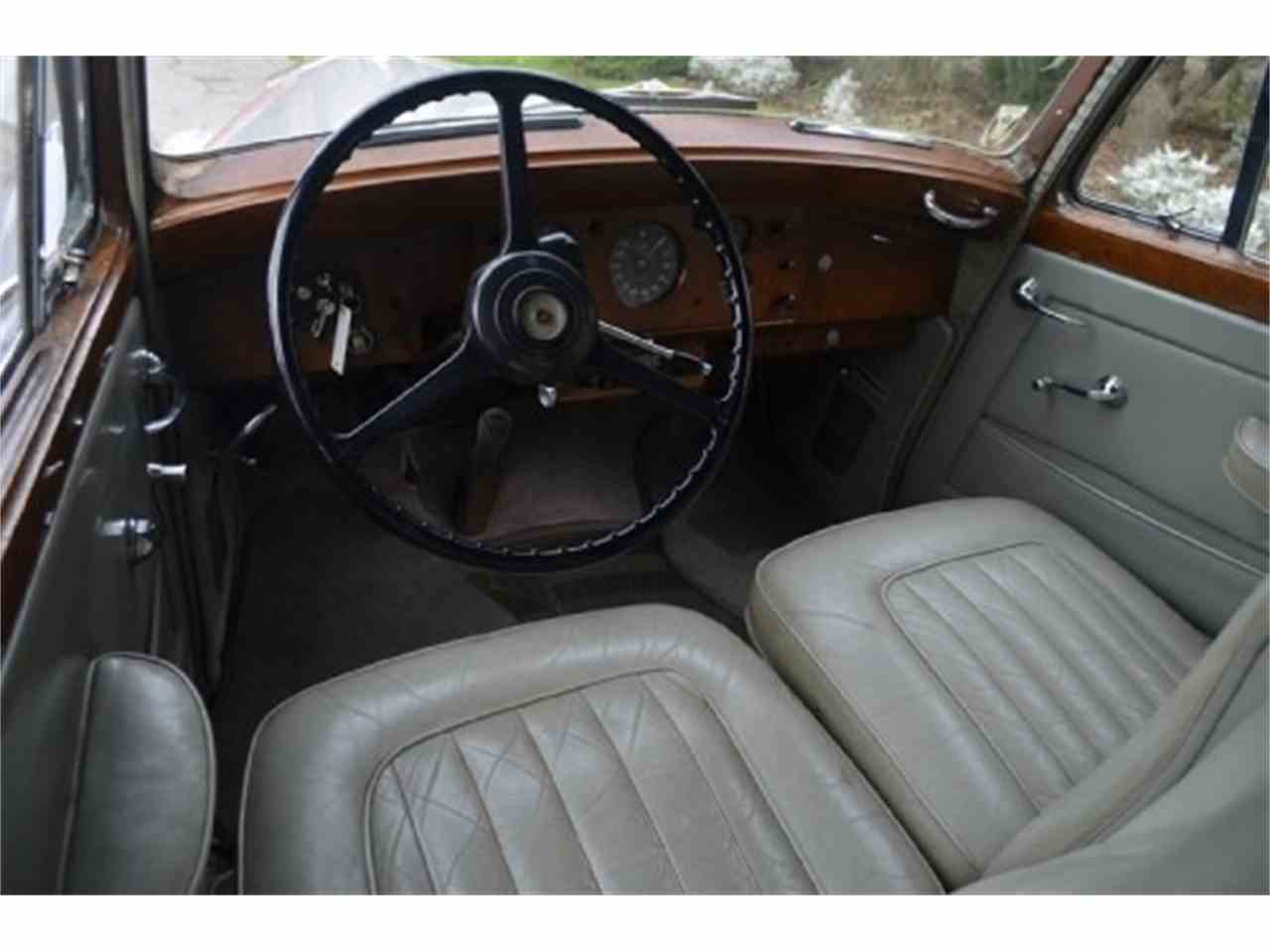 Large Picture of Classic '53 Rolls-Royce Silver Dawn located in Astoria New York - $56,500.00 - EFLE