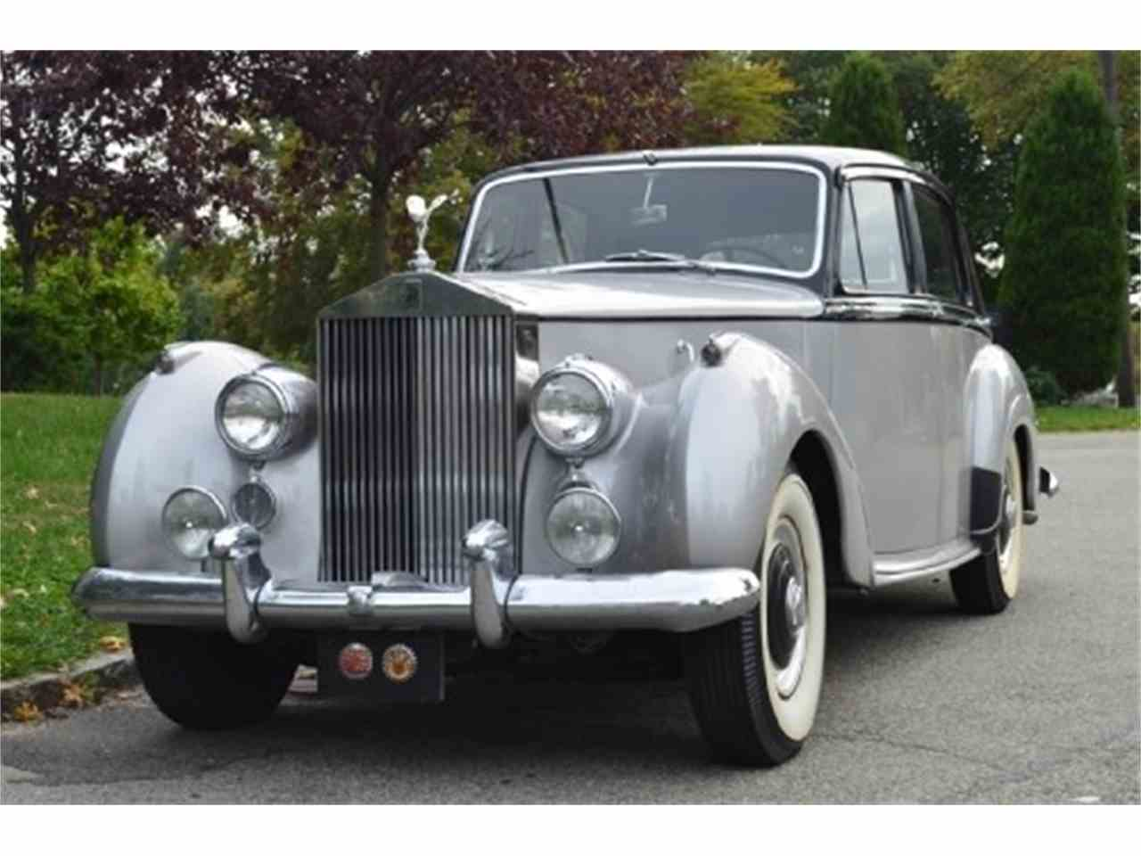 Large Picture of Classic '53 Silver Dawn located in Astoria New York - $56,500.00 Offered by Gullwing Motor Cars - EFLE