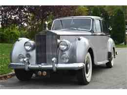 Picture of Classic 1953 Rolls-Royce Silver Dawn - EFLE