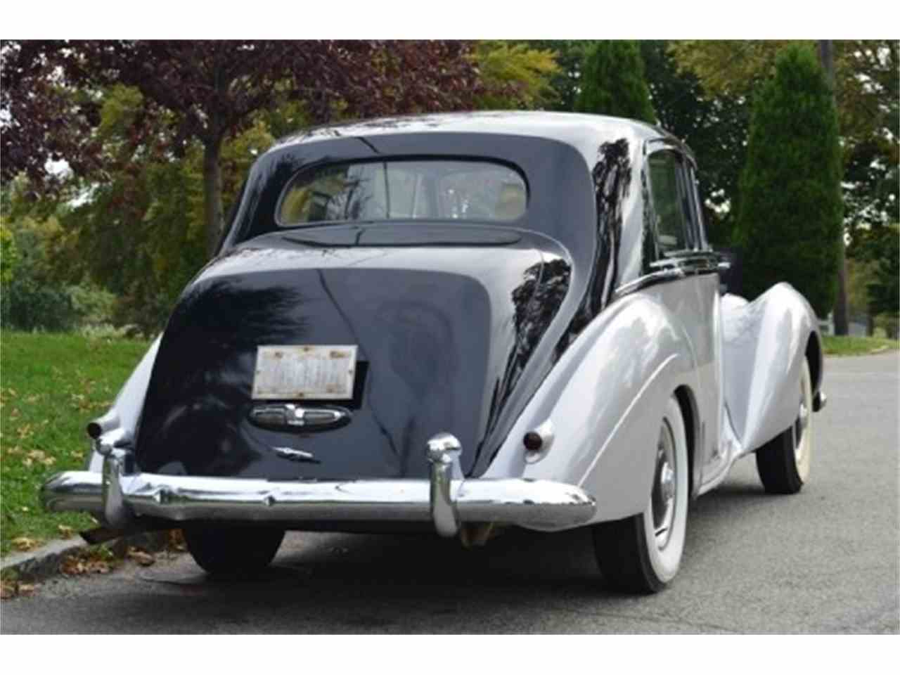 Large Picture of Classic 1953 Silver Dawn - $56,500.00 Offered by Gullwing Motor Cars - EFLE