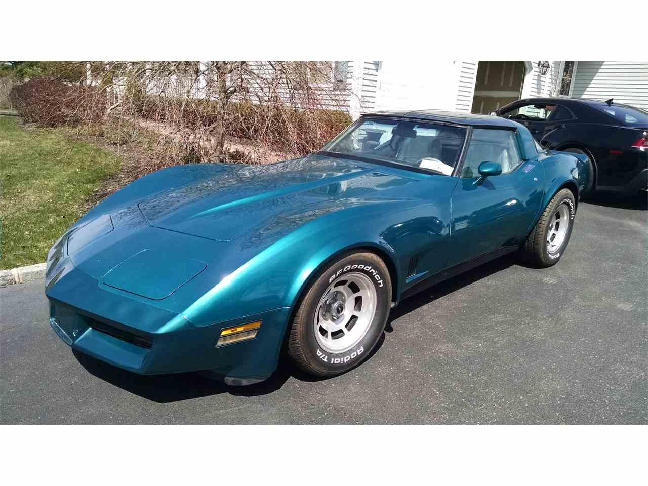 Large Picture of '81 Corvette - EFP1