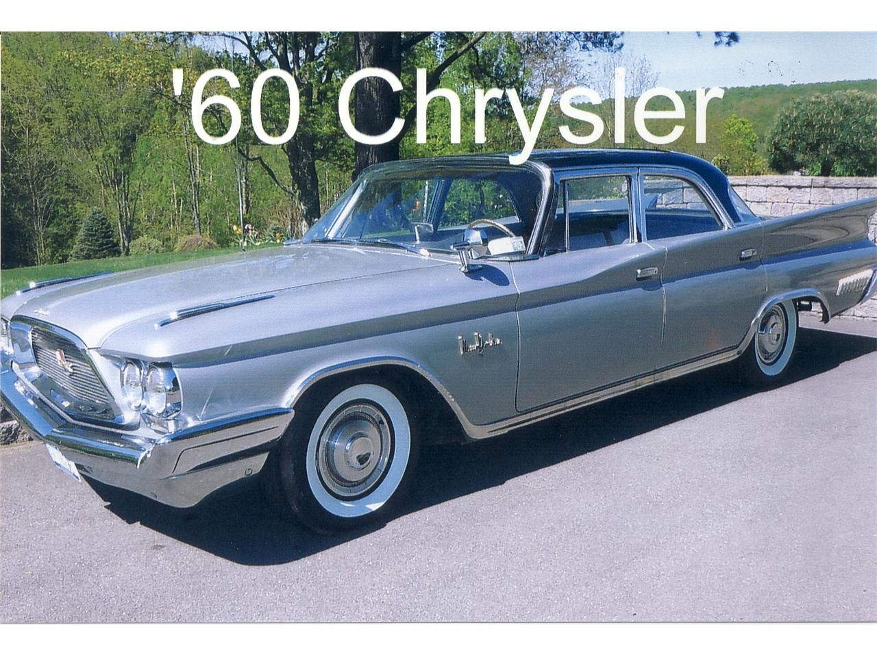 Large Picture of Classic 1960 Chrysler New Yorker - EFP7
