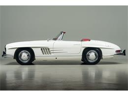 Picture of '63 Mercedes-Benz 300SL Roadster located in California Auction Vehicle Offered by Canepa - EFPZ