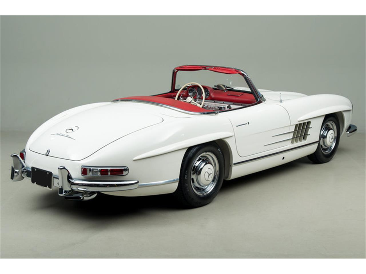 Large Picture of 1963 Mercedes-Benz 300SL Roadster located in Scotts Valley California - EFPZ