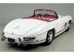 Picture of 1963 Mercedes-Benz 300SL Roadster Auction Vehicle Offered by Canepa - EFPZ