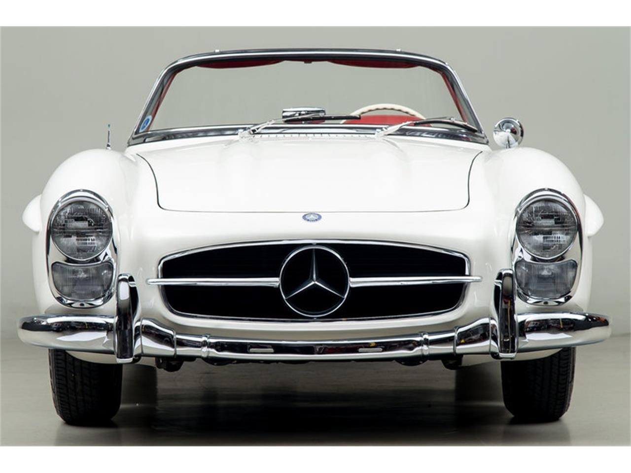 Large Picture of '63 300SL Roadster located in Scotts Valley California Auction Vehicle - EFPZ