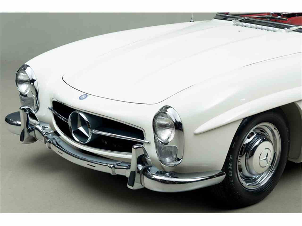 Large Picture of '63 300SL Roadster - EFPZ