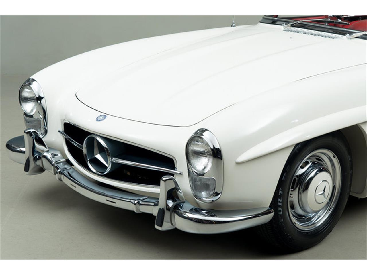 Large Picture of Classic '63 300SL Roadster located in Scotts Valley California Auction Vehicle - EFPZ