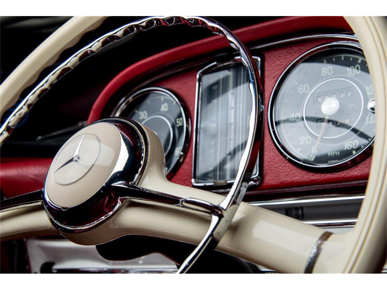 Large Picture of 1963 Mercedes-Benz 300SL Roadster located in Scotts Valley California Auction Vehicle - EFPZ