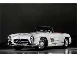 Picture of Classic '63 Mercedes-Benz 300SL Roadster located in Scotts Valley California Auction Vehicle - EFPZ