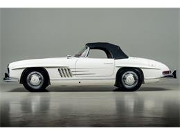 Picture of Classic '63 Mercedes-Benz 300SL Roadster Auction Vehicle Offered by Canepa - EFPZ