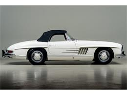 Picture of Classic '63 Mercedes-Benz 300SL Roadster located in California Auction Vehicle Offered by Canepa - EFPZ
