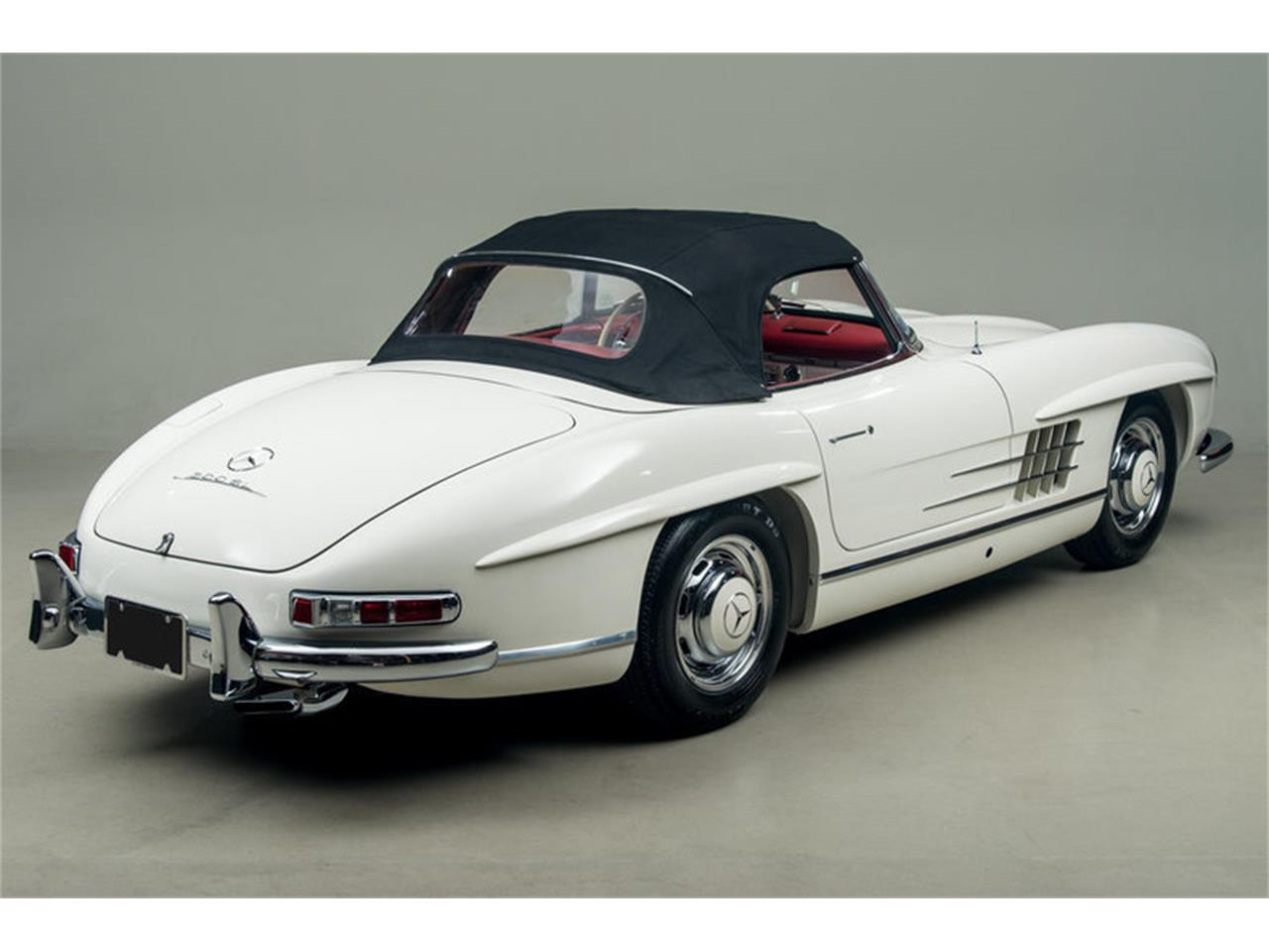 Large Picture of 1963 Mercedes-Benz 300SL Roadster - EFPZ