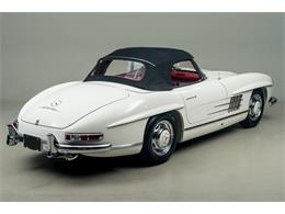 Picture of Classic '63 Mercedes-Benz 300SL Roadster located in California Auction Vehicle - EFPZ