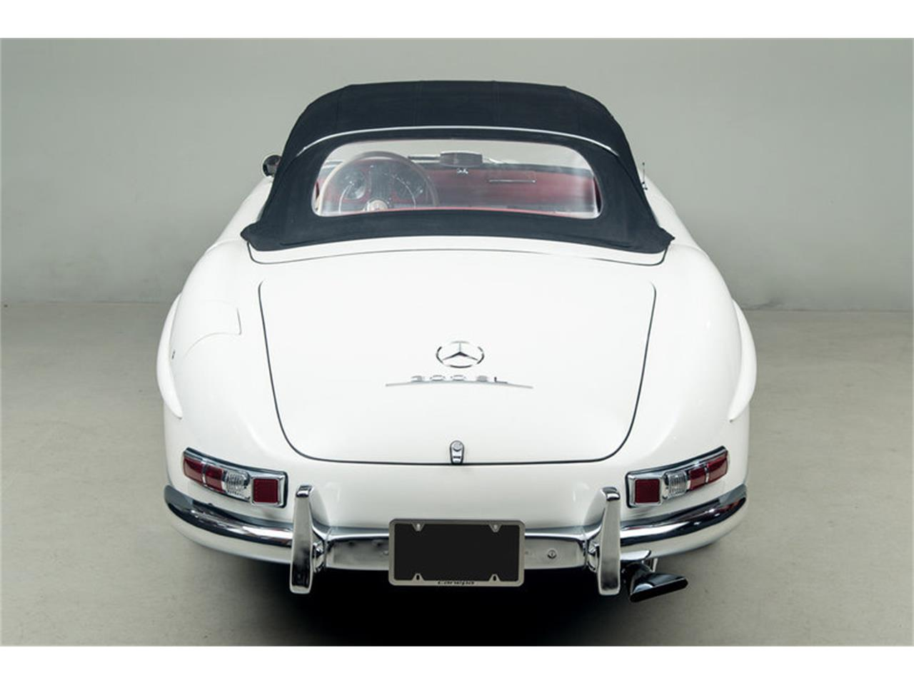 Large Picture of 1963 Mercedes-Benz 300SL Roadster located in California Auction Vehicle - EFPZ