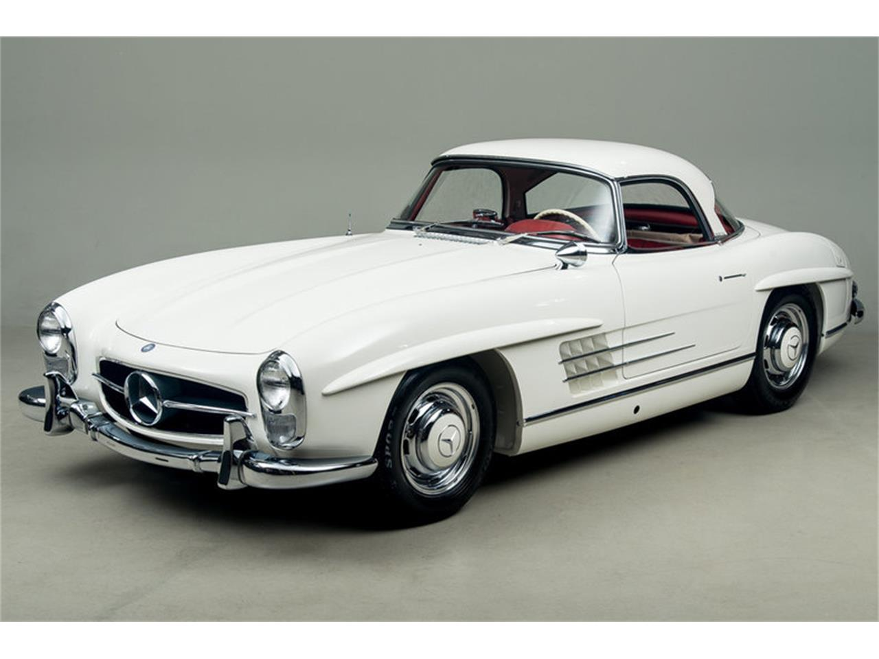 Large Picture of '63 Mercedes-Benz 300SL Roadster located in Scotts Valley California - EFPZ