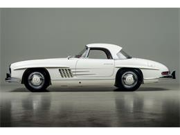 Picture of Classic 1963 300SL Roadster located in Scotts Valley California Auction Vehicle Offered by Canepa - EFPZ