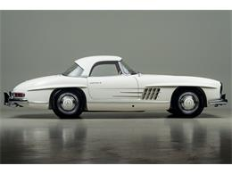 Picture of Classic 1963 300SL Roadster located in Scotts Valley California Auction Vehicle - EFPZ