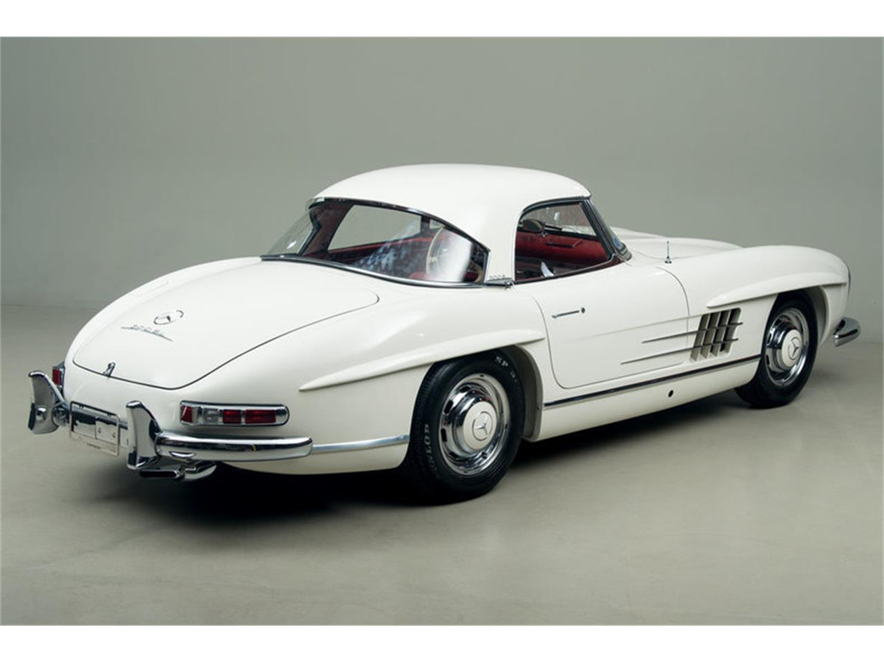 Large Picture of '63 Mercedes-Benz 300SL Roadster located in Scotts Valley California Offered by Canepa - EFPZ