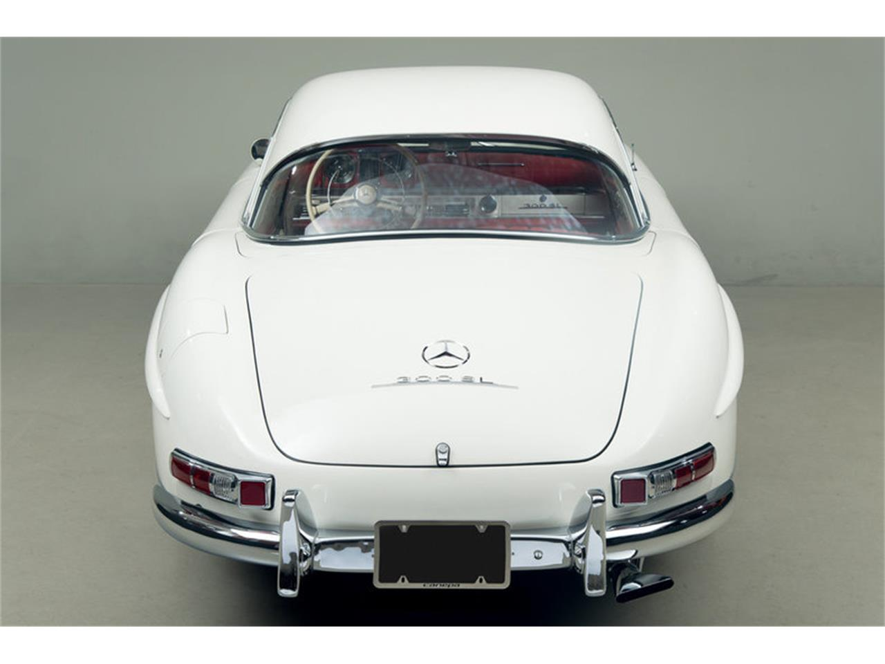 Large Picture of Classic 1963 300SL Roadster located in Scotts Valley California Offered by Canepa - EFPZ