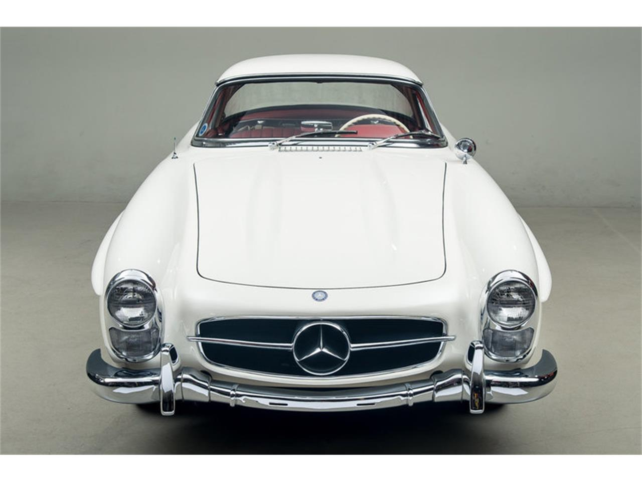 Large Picture of Classic 1963 Mercedes-Benz 300SL Roadster Offered by Canepa - EFPZ